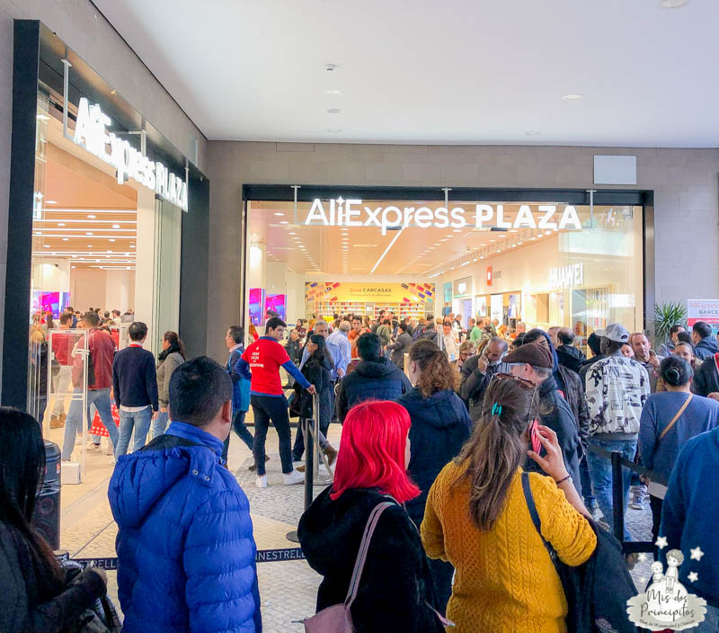 AliExpress Plaza Barcelona