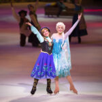 DISNEY ON ICE 2020 FROZEN ELSA Y ANA
