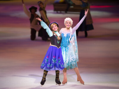 Disney ON ICE, 100 años de magia en Madrid, Barcelona y Sevilla