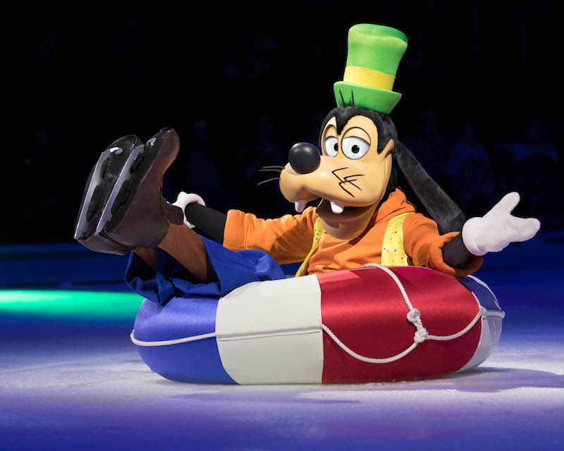 DISNEY ON ICE 2020 GOOFY